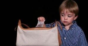 Воровство в дошкольном возрасте